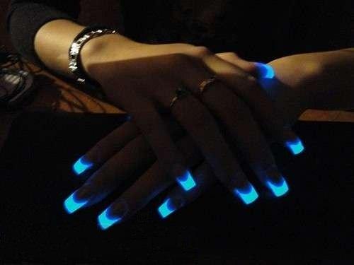 Как сделать чтобы бумага светилась в темноте своими руками