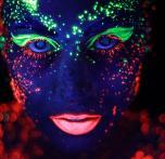 светящаяся краска для боди-арта