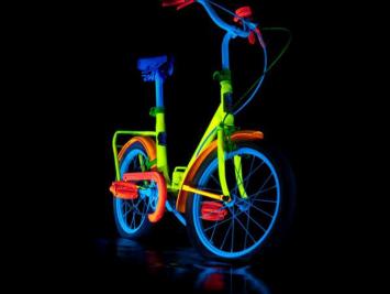 флуоресцентная краска для металла