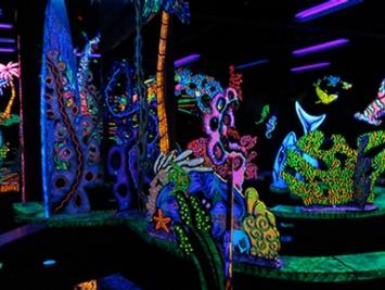 флуоресцентная краска
