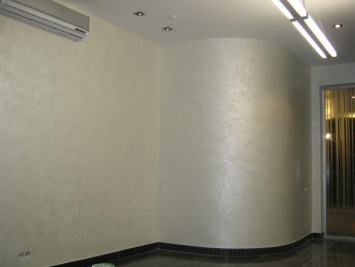Перламутровая краска для стен