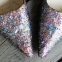 Глиттерная краска для ткани