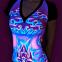 Флуоресцентная краска для ткани