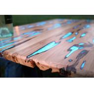 Светящийся стол своими руками