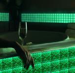 светящаяся керамическая плитка