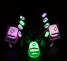 Светящийся в темноте лак для ногтей